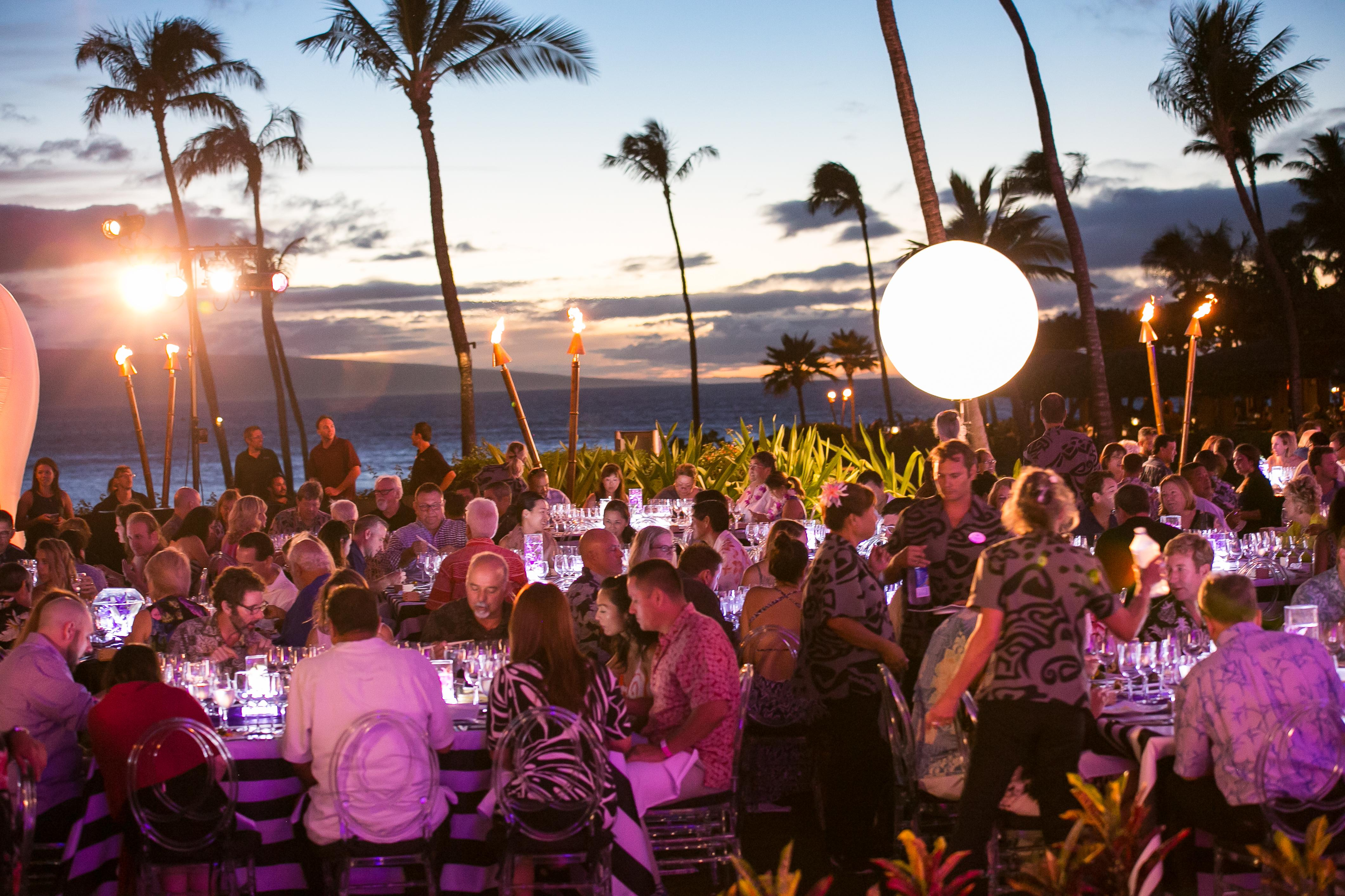 Maui Food And Wine Festival October