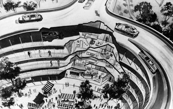 Motopia, the city of the future planned for just outside London