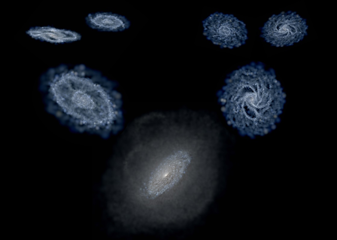 how galaxies are formed - HD1119×799
