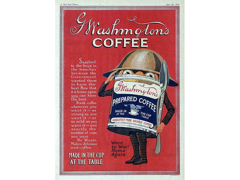 Washington's coffee
