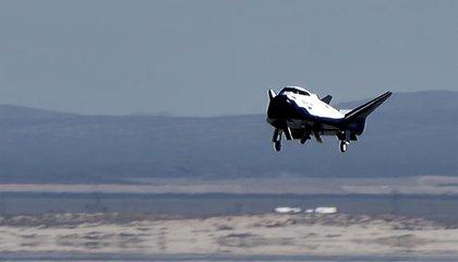 Dream Chaser Sticks the Landing