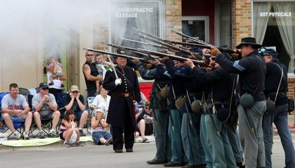 Civil War Reenactments Were a Thing Even During the Civil War