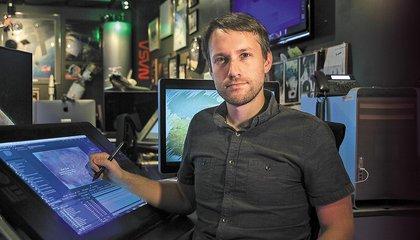 Brian Monroe, NASA Animator