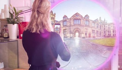 Step Into Scotland With Immersive AR App
