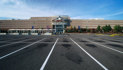 The Transformation of the American Shopping Mall