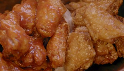 """How Korean Fried Chicken, AKA """"Candy Chicken"""" Became a Transnational Comfort Food"""