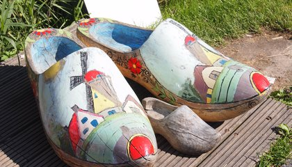 How Clogs Damaged the Feet of 19th-Century Dutch Famers