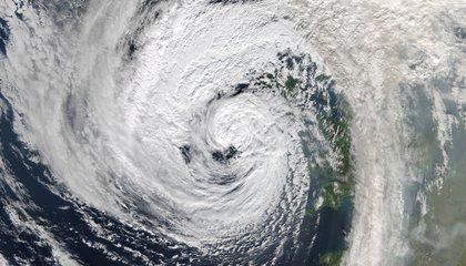 How Ex-Hurricane Ophelia Turned Skies Red Over the U.K