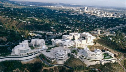 """Why the Getty Center Is the """"Safest Place"""" For Its Priceless Collection in the Case of Disaster"""