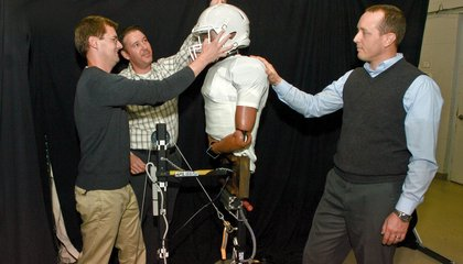 Could This Strange Fluid Prevent Concussions and Twisted Ankles?