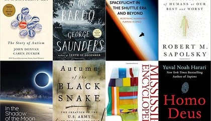 Thirteen Books That Informed and Delighted Smithsonian Scholars This Year