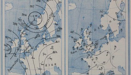 Scientists Need Your Help Rescuing 100-Year-Old Weather Records