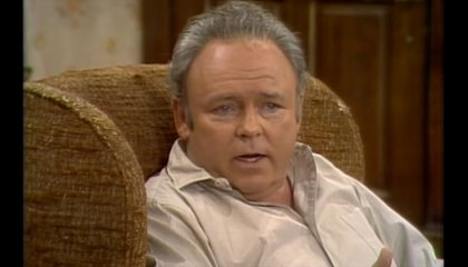 How Archie Bunker Forever Changed in the American Sitcom