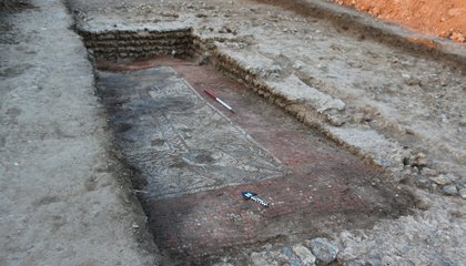 Amateur Archaeologists Find 'Most Exciting' Roman Mosaic in Britain