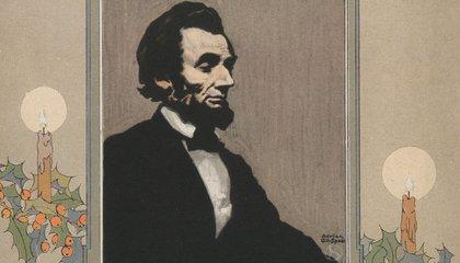 President Lincoln's Last Christmas