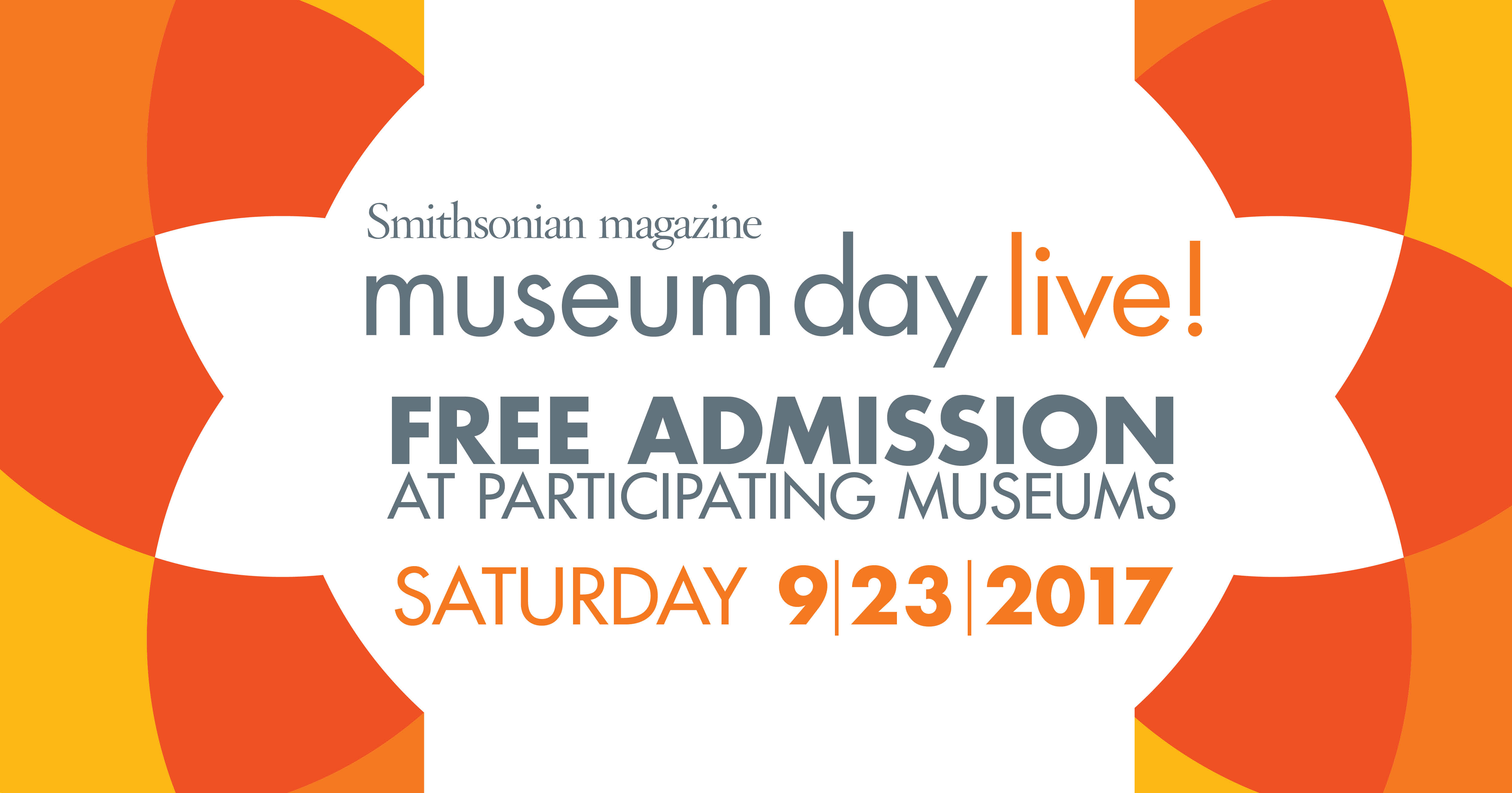Visit Your Favorite Museum For Free On Museum Day Museum Day - Museums on us list