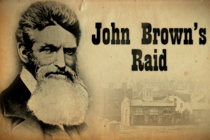john brown raid on harpers ferry essay Welcome to john brown's house he lived there while gathering troops & training his men for the abortive raid on harpers ferry.