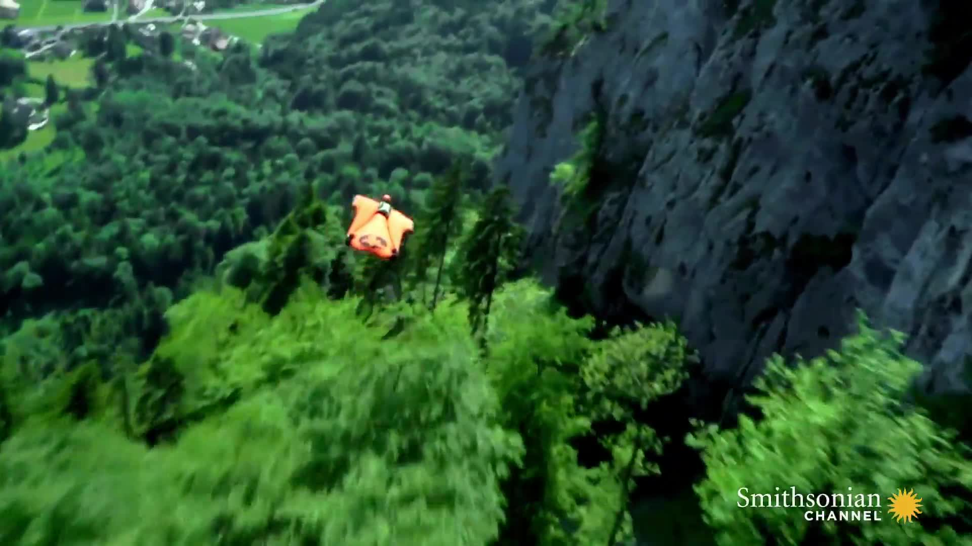 Wingsuit flying the most extreme sport of all air space magazine - Military wingsuit ...