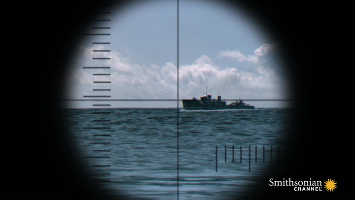 Why Depth Charges Don't Have to Touch a Submarine to Sink It