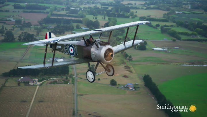 Here S How You Can Fly One Of Peter Jackson S Wwi Planes