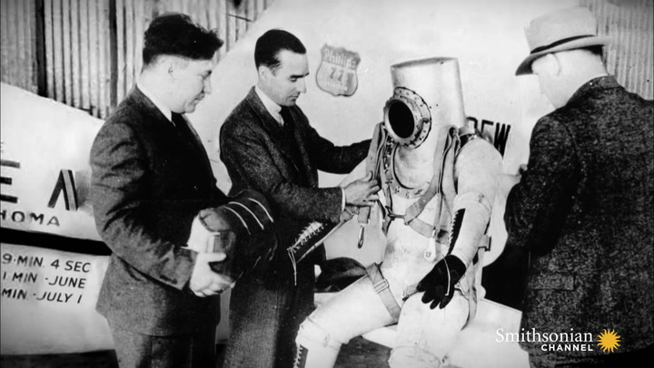 This Pressure Suit Helped Pilots Survive New Heights