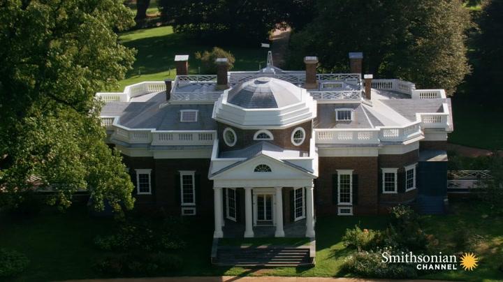Jefferson S Monticello Smithsonian