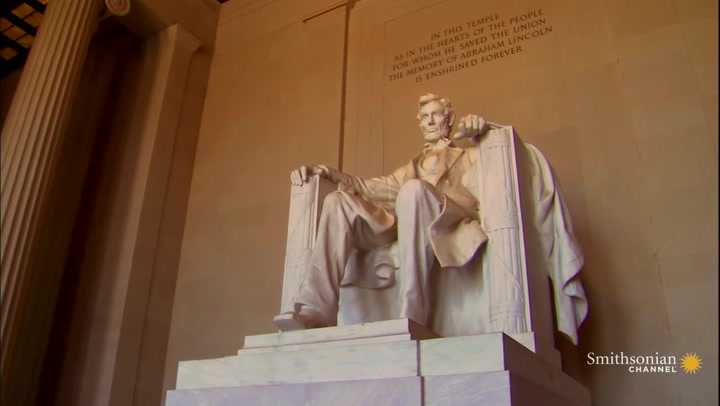 The Lincoln Memorial Smithsonian