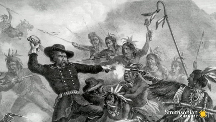 Rare Find The 30 000 Sword George Custer Used In Battle