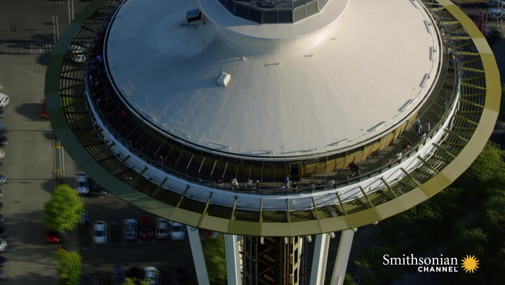 Space Needle Was Designed to Look Very Different